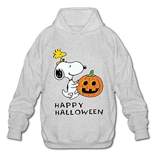 Halloween Snoopy Men Hoody