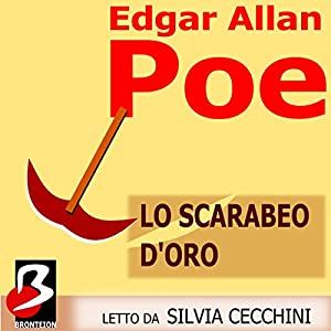 Lo Scarabeo D'Oro [The Gold-Bug] Audiobook