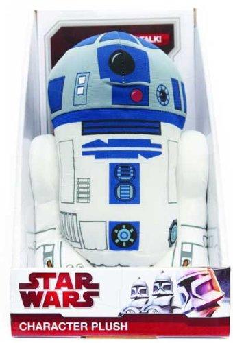Star Wars R2D2 Talking Plush