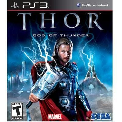 New Sega Thor God Of Thunder Action Adventure Game Level Up Original Storyline Supports Ps3