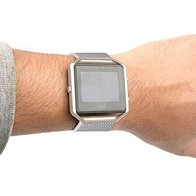 Fitbit Blaze Nylon Bands With Frame