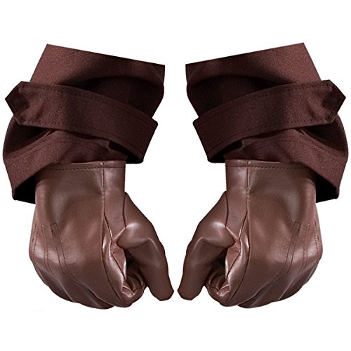 Rorschach Gloves Costume Accessory