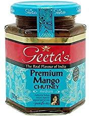 Geetas Mango Chutney 320g
