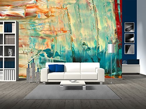 Cheap  wall26 - Abstract as Background - Removable Wall Mural | Self-adhesive Large..