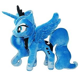 Plush Doll Toy Stuffed Animals Luna Nightmare Moon 20 Inch