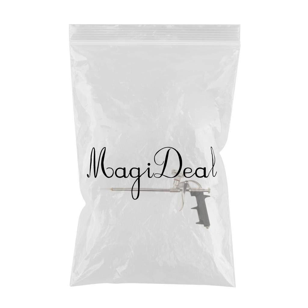Magicdeal - Pistola espuma de poliuretano Magic - 27479: Amazon.es ...