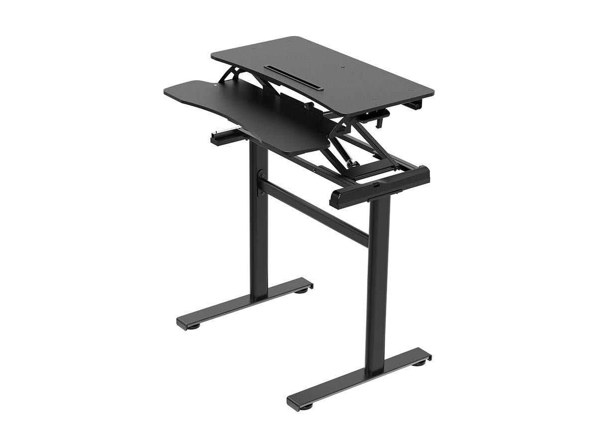 Monoprice Mini Standalone Sit-Stand Desk, 31In - WorkstreamCollection