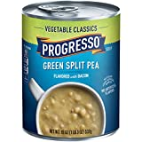 Progresso Soup, Vegetable Classics, Split Pea Soup, 19 oz Can