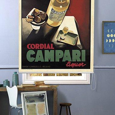 Oporto y jerez Sandeman cartel enrollables persianas ...