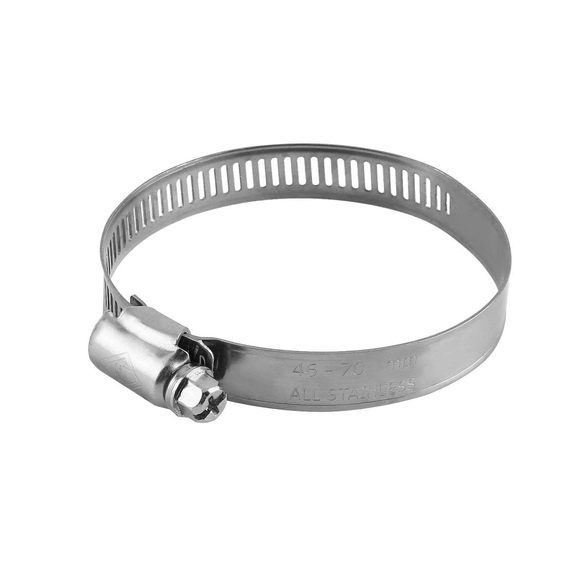Candybarbar Universal Vintage Chrome Plated Motorcycle Modified Curved Exhaust Muffler Pipe Heat Shield Cover Guard Motorbike Parts
