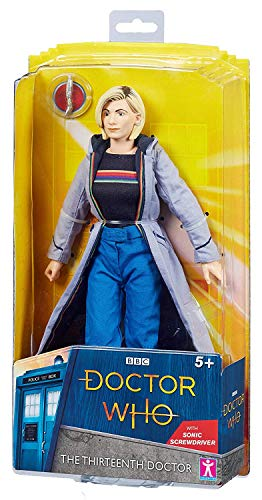 Doctor Who The Thirteenth Doctor Adventure Doll