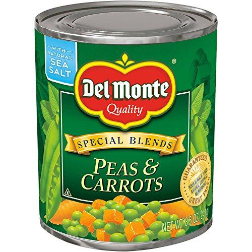 Del Monte Specialties Peas & Carrots, 8.5 (Peas & Carrots)