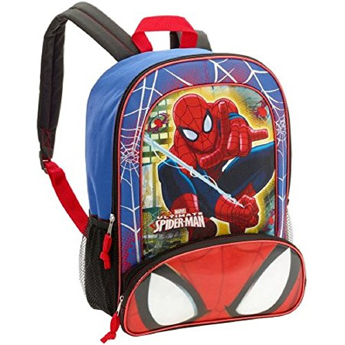 16″ Marvel Spiderman Full Size Backpack