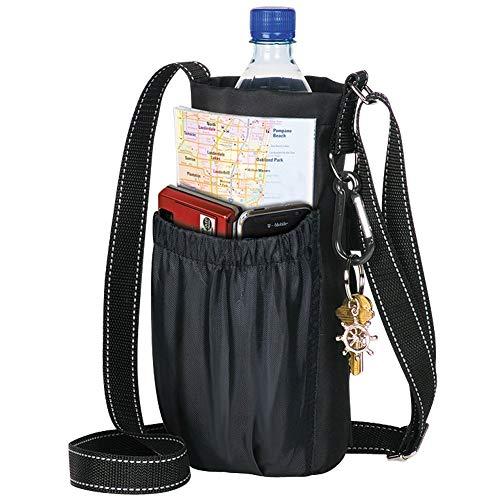 Range Kleen (2 Pack) Crossbody Bags Phone Wallet Travel Water Bottle Holder ()