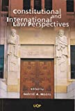 Constitutional and International Law Perspectives 9780702231605