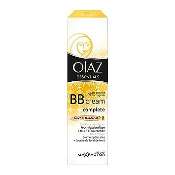 Olaz Essentials Complete Bb Creme Dunklere Hauttypen 50 Ml Amazon