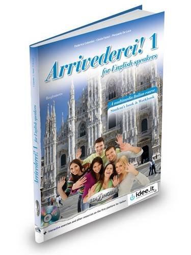Download Arrivederci!: Libro + CD Audio 1 - for English Speakers ebook