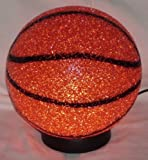 Rhode Island Novelty Elbsksp 9' Sparkle Basketball Lamp