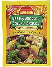 SUNBIRD Beef & Broccoli Seasoning Mix, 28g