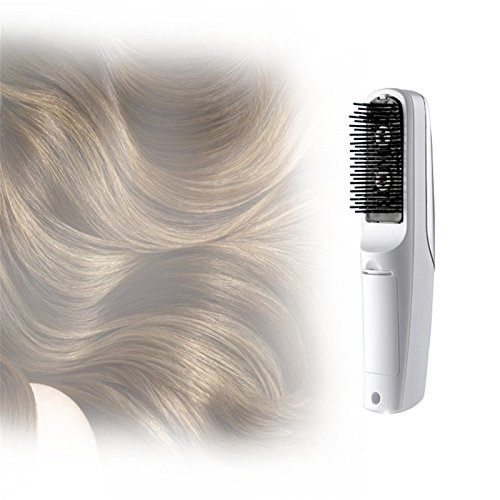 Denshine® Electric Hair Growth Comb Treatment Vibrating Massager Home Travel Use
