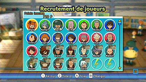 Third Party - Inazuma Eleven : Strikers Occasion [ Nintendo WII ] - 0045496363246