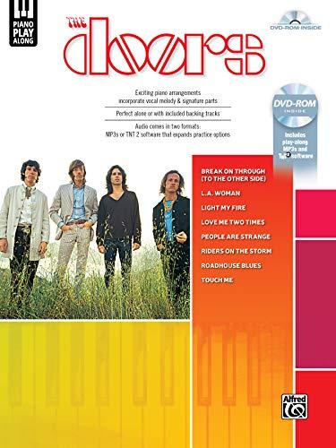 Keyboard Play Along Series - Piano Play-Along -- The Doors: Piano/Vocal, Book & DVD-ROM (Alfred's Piano Play-Along)
