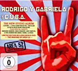 Rodrigo Y Gabriela and C.U.B.A.: Area 52 (Audio CD)