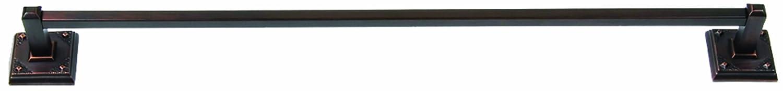 60%OFF Atlas Homewares CRATB18-VB American Arts and Crafts 18-Inch Towel Bar, Venetian Bronze