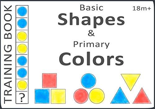 Amazon com: Basic Shapes & Primary Colors (Thinking Skills