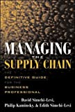 Managing the Supply Chain 1st Edition