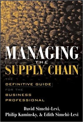 Managing the supply chain the definitive guide for the business managing the supply chain the definitive guide for the business professional david simchi levi philip kaminsky edith simchi levi 9780071410311 fandeluxe Choice Image