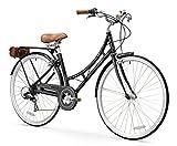 XDS Bikes Women's Nadine 7-Speed Aluminum City Bike, Black Review