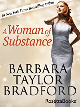 A Woman of Substance (Harte Family Saga Book 1) by [Bradford, Barbara Taylor]