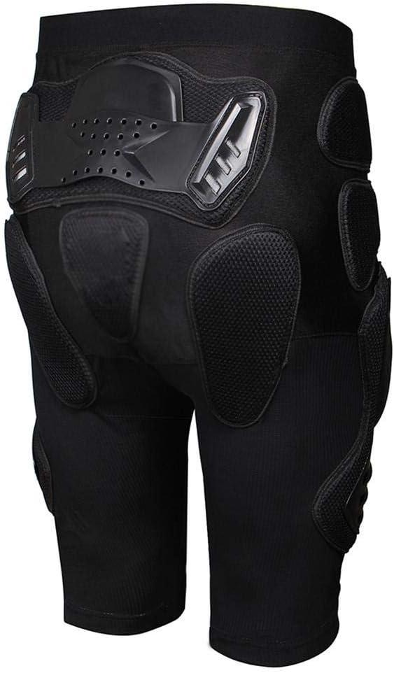 Pantalon /À La Hanche Et /À Larmure Incassables Combinaison Motocross Tenue Moto Cross Funsquare Pantalon Moto Cross