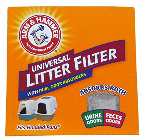 Hood Litter Pan Filter