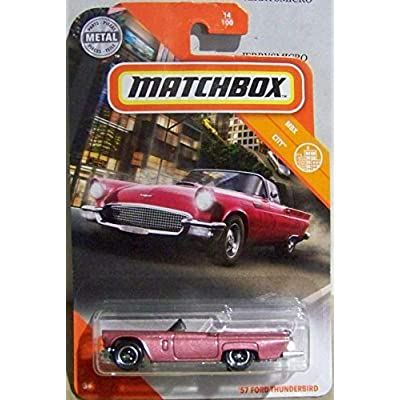 Matchbox '57 Ford Thunderbird: Toys & Games