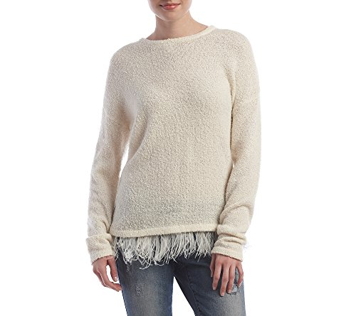 Kensie Boucle Pullover Sweater X-Small