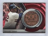 Miguel Sano 2016 Topps Update 500 HR Futures Commemorative Coin #500M-20 Minnesota Twins