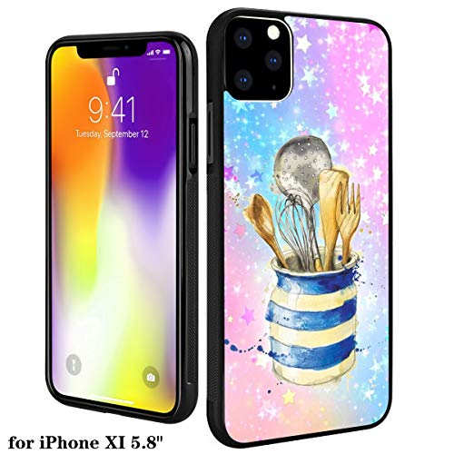 PC and TPU Case iPhone 11 Pro 5.8 Inch Kitchenware