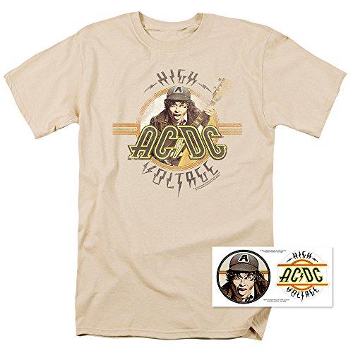 ACDC High Voltage Rock Album T Shirt (XX-Large)