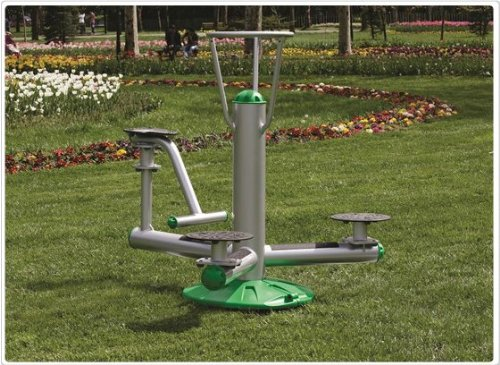 Sports Play 902-954H Oblique Station Play Ground Equipment