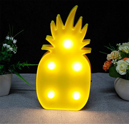 Pineapple Shaped Outdoor Lighting - 8