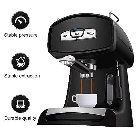 WLNKJ - Máquina de café automática, diseño Profesional de Espuma ...