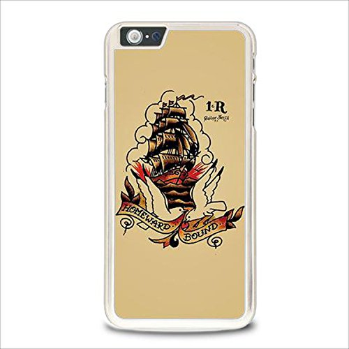 Coque,Sailor Jerry Case Cover For Coque iphone 6 / Coque iphone 6s