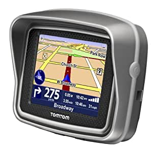 TomTom Rider 2 GPS Navigator for Motorcycles and Scooters (Discontinued by Manufacturer)