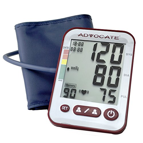 Advocate Arm Blood Pressure Monitor, 26 Ounce from Advocate