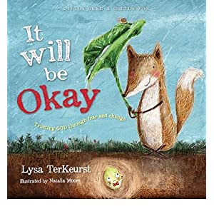 Trusting God Through Fear and Change It Will be Okay (Hardback) - Common