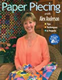 img - for Paper Piecing With Alex Anderson book / textbook / text book