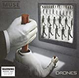 MUSE - DRONES : STANDARD JEWEL CASE