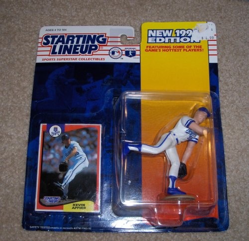 1994 Kevin Appier MLB Starting Lineup